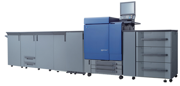 konica minolta bizhub press